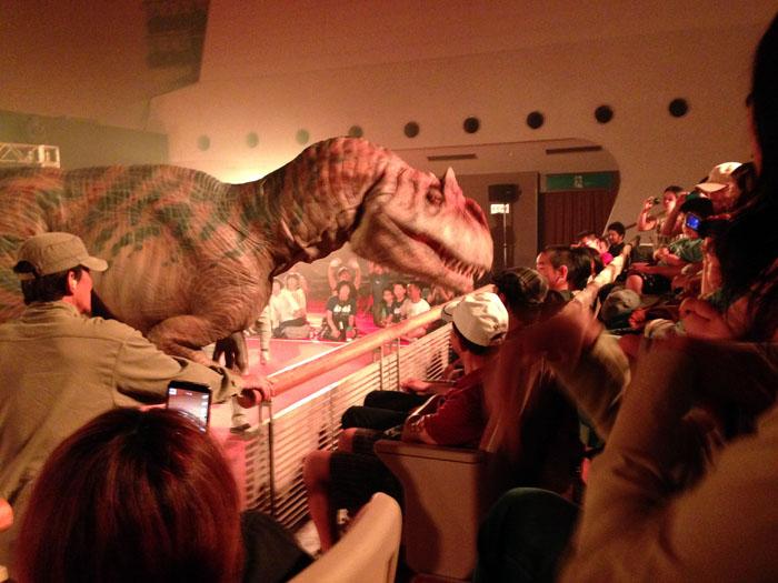 もっと生かしたい勝山の観光資源の「恐竜」