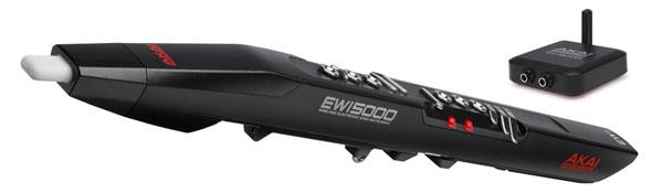ウインドシンセ「EWI5000」