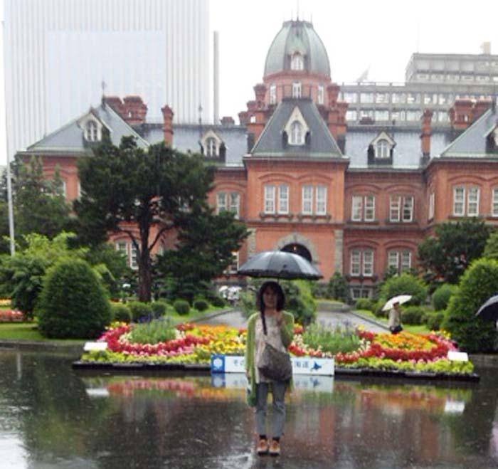 北海道の開拓期を偲ぶ赤煉瓦の北海道庁旧本庁舎