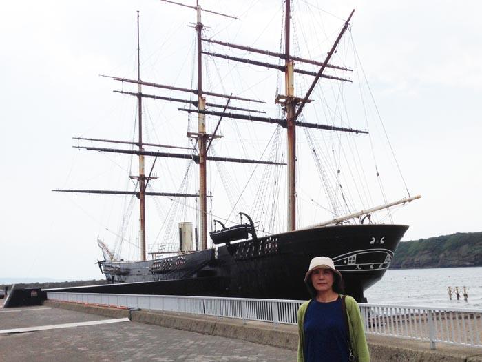 幕府の艦船「開陽丸」